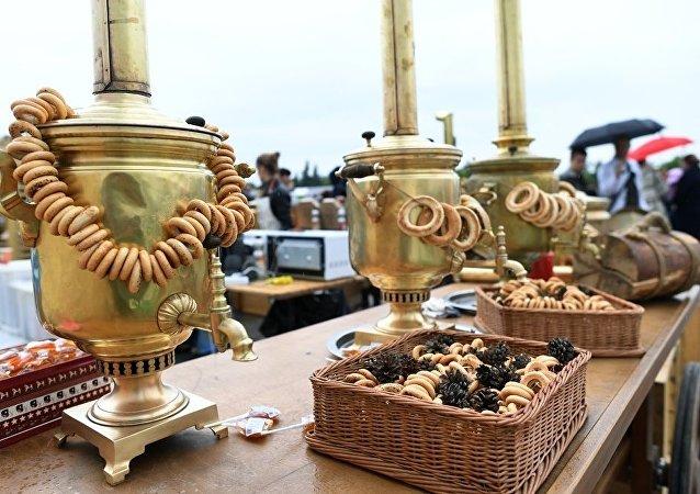第九届俄中文化大集在俄布拉戈维申斯克启动