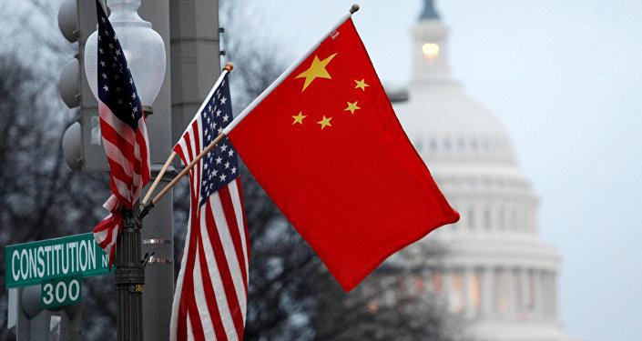 特朗普在接受CNBC採訪時表示,準備對中國5000億美元輸美的產品加徵關稅