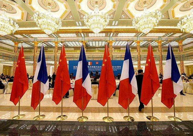 中方愿与法方继续深化核能与航空航天等领域合作