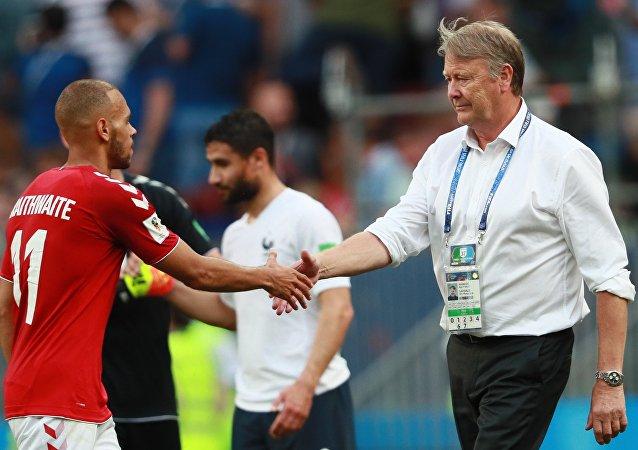 俄羅斯世界杯首場無進球比賽:法國隊和丹麥隊0-0踢平