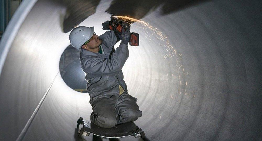 德國尤尼珀公司:首批北溪-2管道鋪設工作於7月底在德國開始