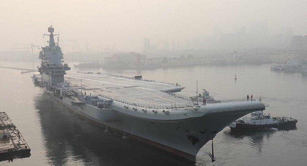 美国情报部门获得了中国首艘航母的秘密?