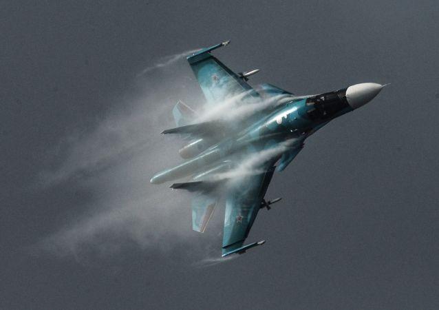 苏-34多功能战斗轰炸机