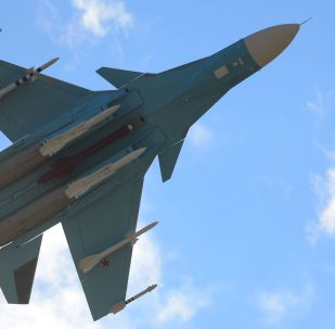 俄中空军打响大规模空袭演练