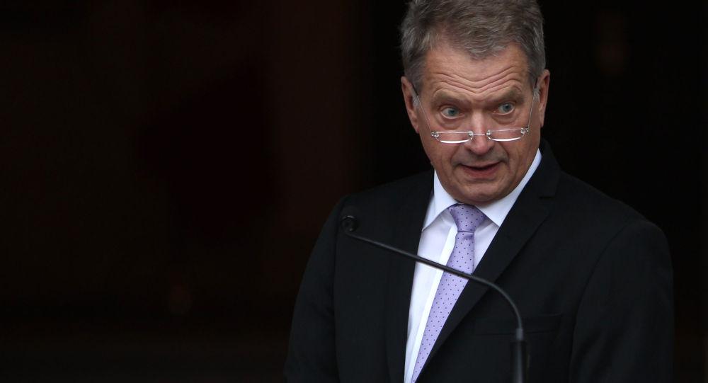 芬蘭總統在北約峰會期間與特朗普討論俄美領導人峰會
