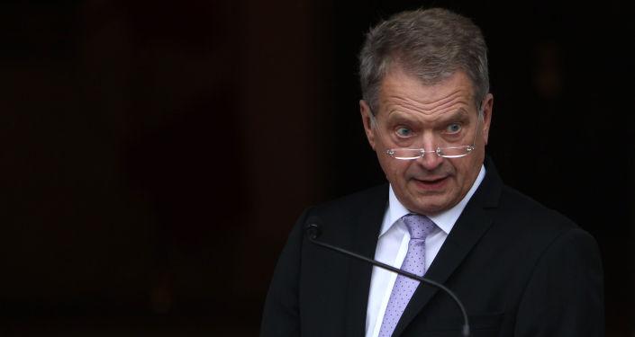 芬兰总统称必须调查北约军演期间发生的GPS信号故障