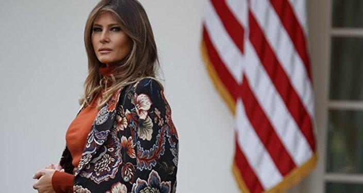 美國第一夫人過去一年出售照片版權入賬幾何?