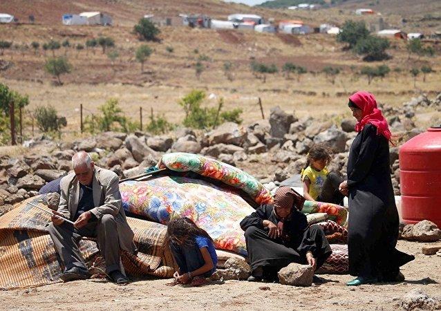 人权高专办:IS武装分子在叙德拉省西部扣押平民