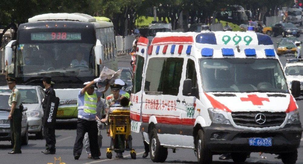 中国26辆车相撞致死14人