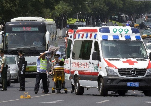 中國26輛車相撞致死14人