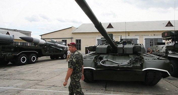 T-84堡壘坦克