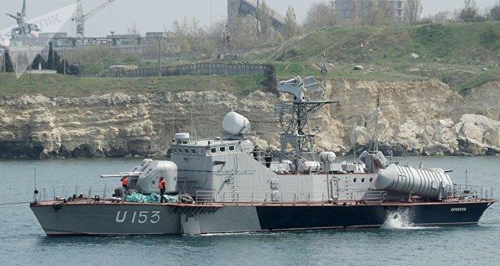 乌克兰海军
