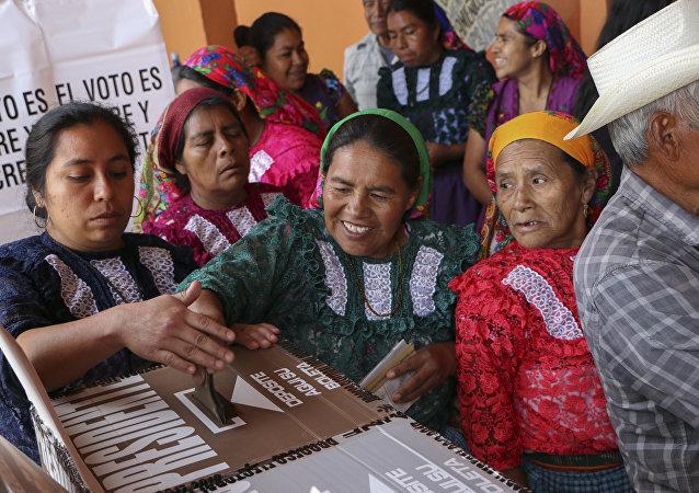 墨西哥正在舉行歷史上最血腥的大選