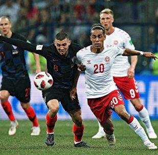 克罗地亚点球大战战胜丹麦挺进8强