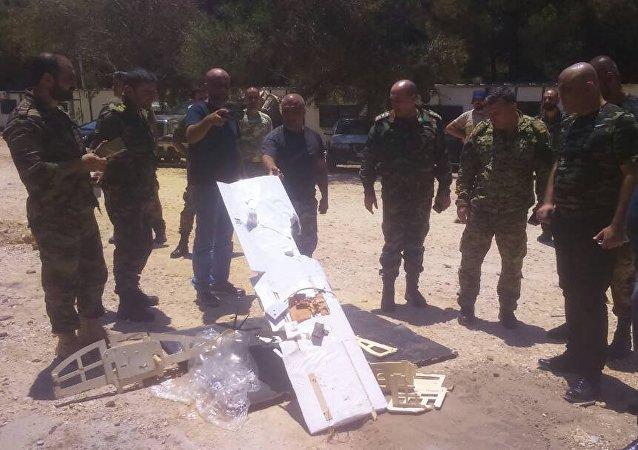 俄軍在8月擊落16架從伊德利卜衝突降級區起飛的無人機