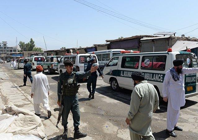 阿富汗城市賈拉拉巴德