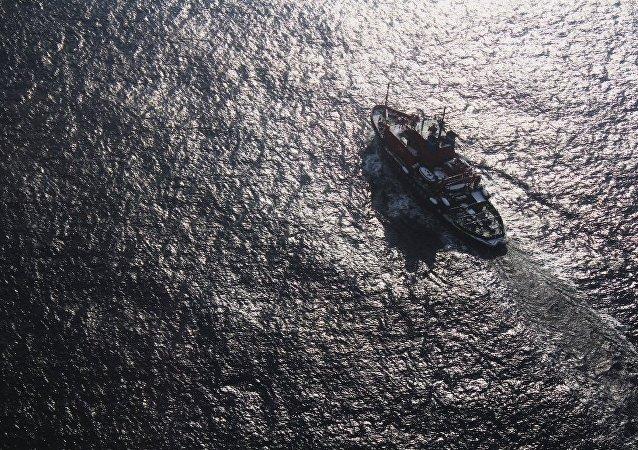 困在日本的俄羅斯海員已回國