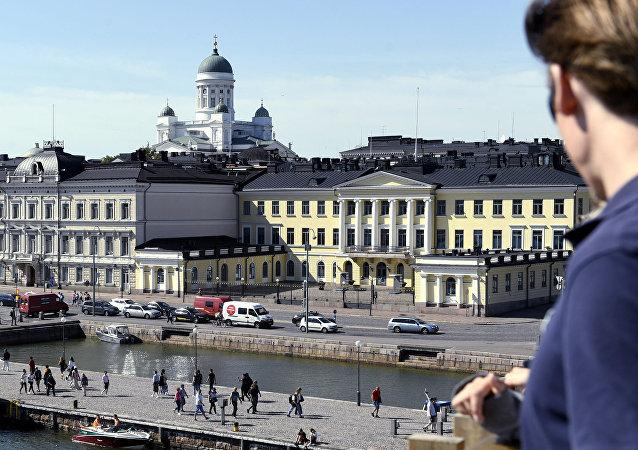 特朗普访问赫尔辛基时或入住圣乔治酒店