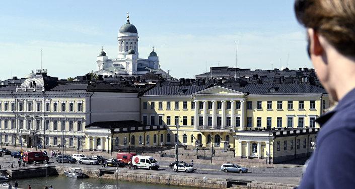 特朗普訪問赫爾辛基時或入住聖喬治酒店