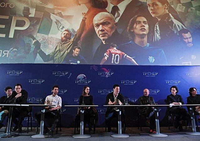 俄電影《最後一球》在中國上映四天票房達470萬元人民幣