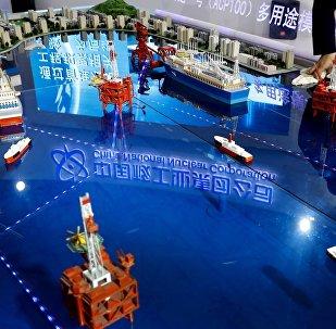 中國欲造核動力破冰船?