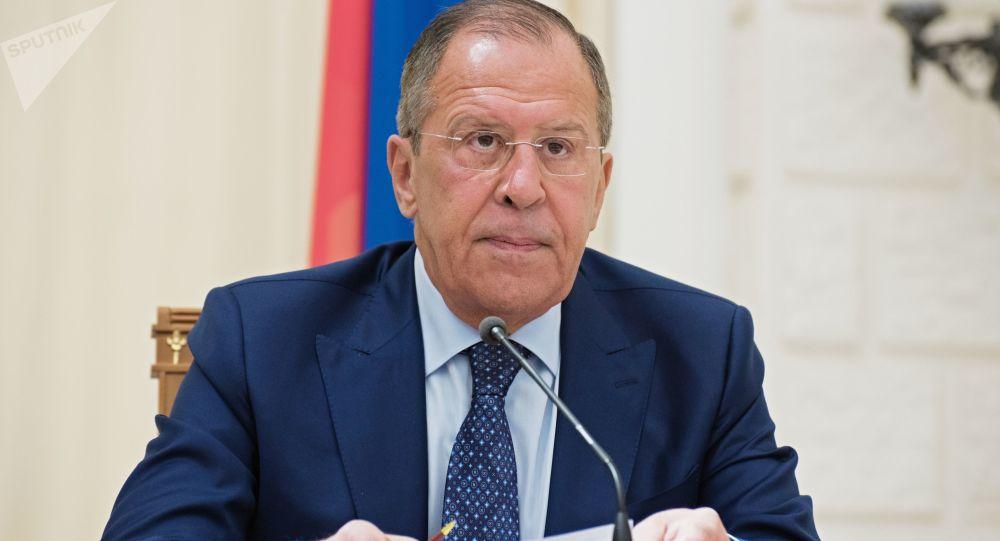 俄外交部:拉夫羅夫與南非外長就金磚峰會的籌備問題進行討論