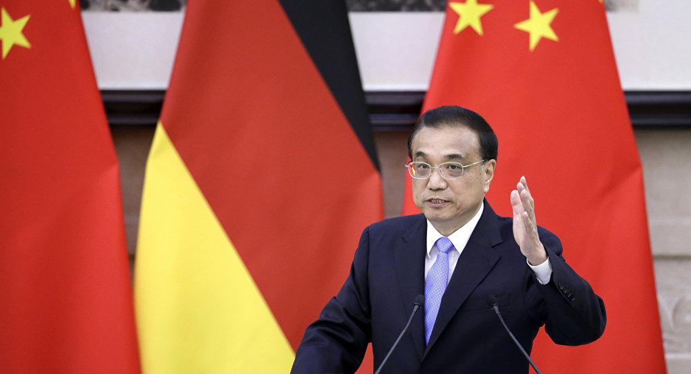 中国将与欧盟并肩应对同美国的贸易战