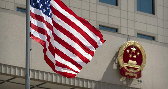 美国对中共中央军委装备发展部及部长进行了制裁