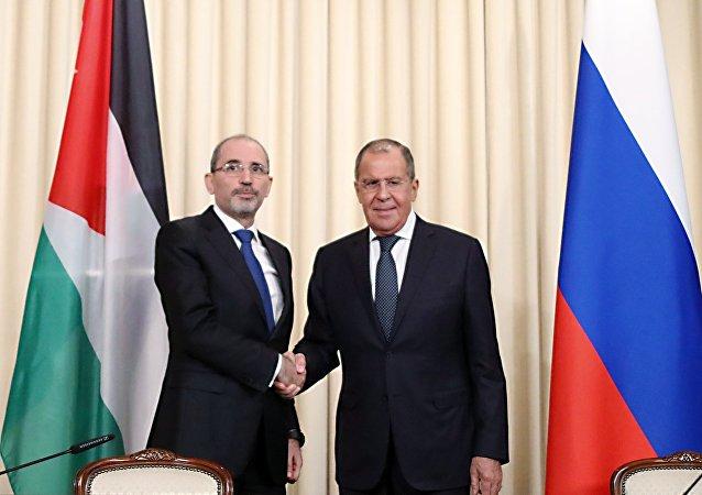 俄約兩國外長討論敘利亞局勢