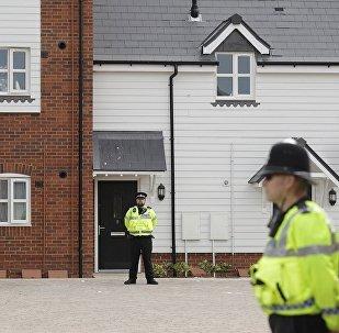 英國埃姆斯伯里市兩居民不明物質中毒