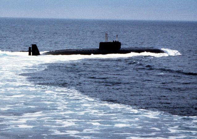 蘇聯661型,見血封喉樹級潛艇