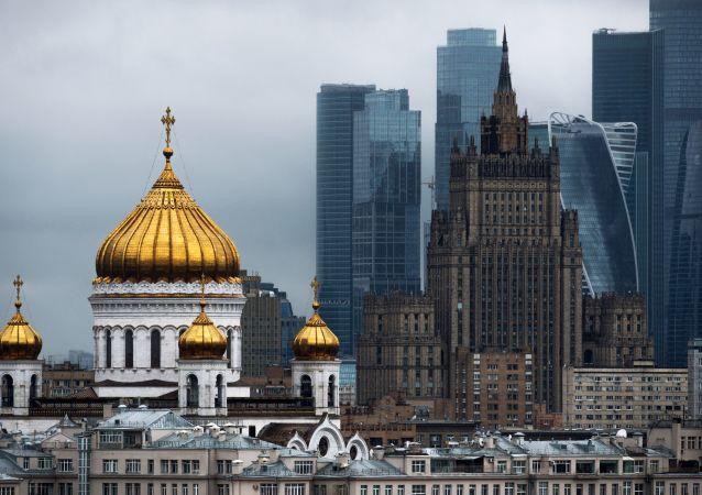 俄中执法安全合作机制会议在莫斯科开幕