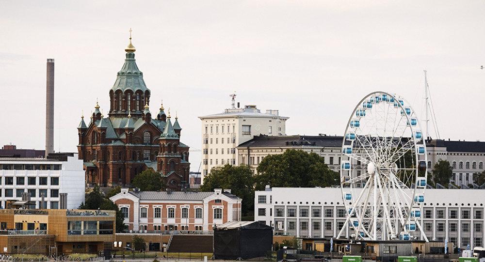 赫尔辛基峰会有助于改善俄罗斯与美欧关系