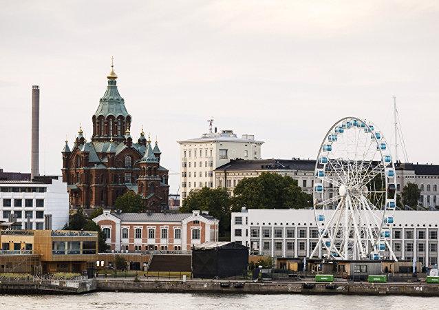 克里姆林宮希望俄美首腦在赫爾辛基會晤後能舉行記者招待會
