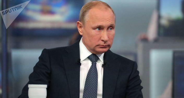克宫:普京7月6日将在俄储蓄银行国际网络安全大会上讲话
