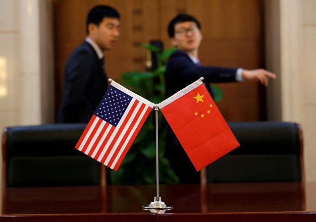 中美两国正在制定经贸谈判路线图