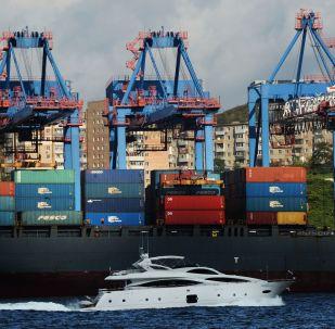 莫斯科2019年对华非原料出口总额较去年同期已增长65%