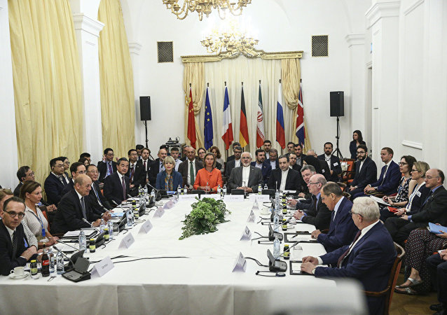 伊朗在外長級會議