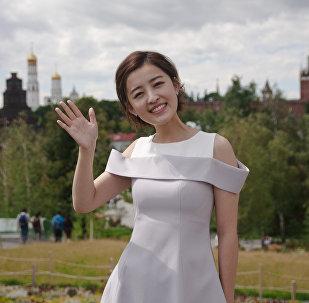 听央视主播杨茗茗谈俄罗斯世界杯