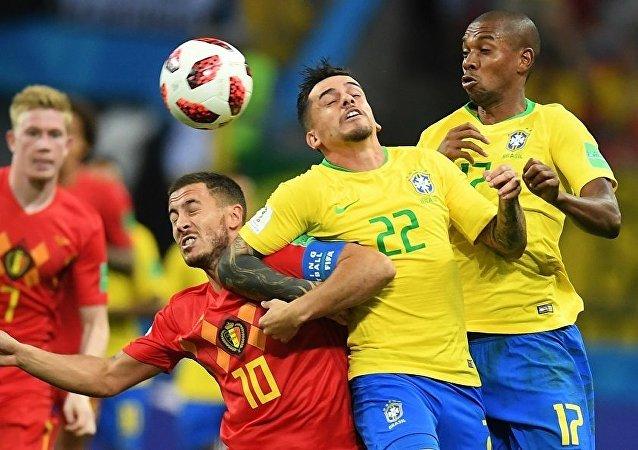 巴西-比利時