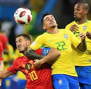 巴西-比利时