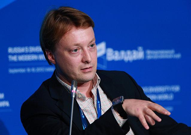 俄罗斯国立高等经济学院世界经济与世界政治系欧洲和国际综合研究中心主任博尔达切夫