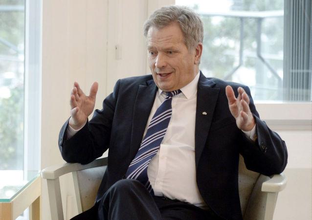 芬兰总统绍利·尼尼斯托