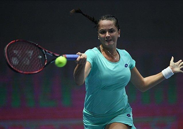 俄网球选手达莉亚•卡萨特金娜