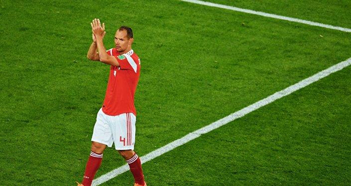 著名俄羅斯足球運動員宣佈掛靴