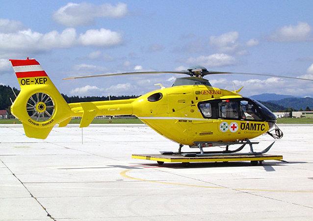 EC135 T2 空中救護機