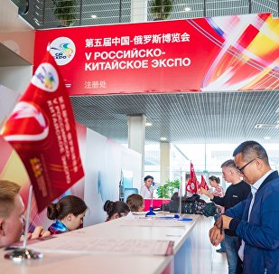 第五屆俄中博覽會:參展商和訪客數量都會創紀錄