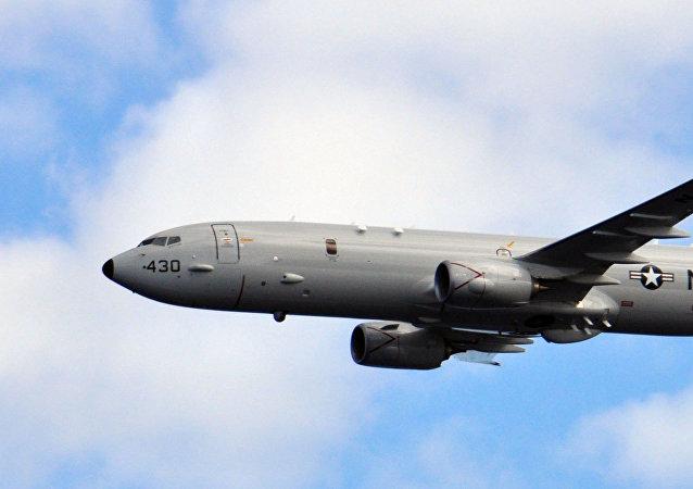 美国侦察机波塞冬-8