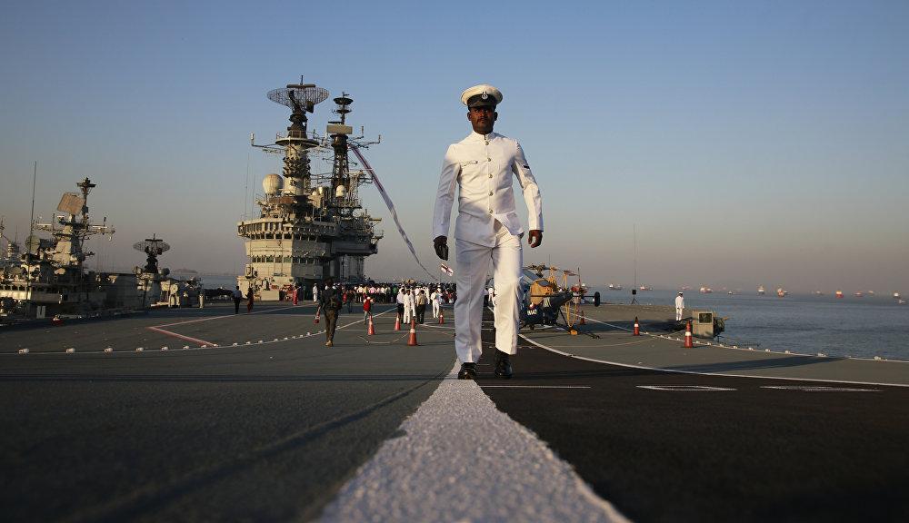 专家认为,海上安全有可能成为中印合作的新领域。