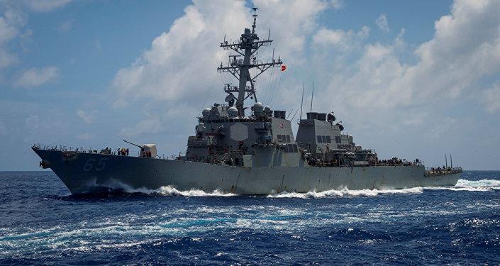 美国海军军舰